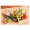 旨味が濃厚な肉を好みの量で味わえる『オーダーカットステーキ』