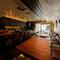 国産食材と本場イタリアの食材を融合させた料理が堪能できる