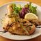 南アルプス産美桜鶏骨付きもも肉のコンフィ