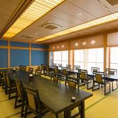 故人を偲び、なごやかに食事を楽しめる、洗練された和の個室