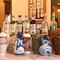 20年物の『紹興酒』をグラスで提供、熟成期間の違う5種を常備