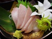 北海道産の新鮮な銀タラを、なんとお刺身でいただくことができます。大トロのようなまったりとした味わいは、一度食べるとやみつきに。口の中でとろける食感がたまりません。