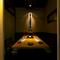 お客様のプライベートを守るワンランク上の完全個室