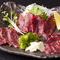毎日仕入れる新鮮な野菜、「猪」「鴨」「馬」の肉を食べ尽くす