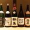 静岡県産をメインに日本酒専門店ほどのラインナップが揃う