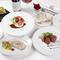 シェフが生み出す繊細な一皿がフランス料理の魅力を表現