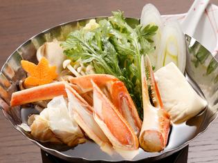鳥取産の魚介や野菜、牛肉など地産地消を大切にした食材