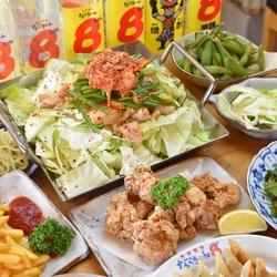 なべちゃん8でお腹いっぱい満足するならこのコース! メインは『親鶏こだわりの醤油鍋』