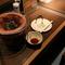 メニューにない隠し酒が豊富。北海道の地酒や各地の名酒を飲める