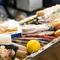 季節・鮮度・素材の味わいを堪能できる食材が一斉に並ぶ