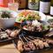 鮮度抜群の九州鶏と、旬を色濃く感じさせる地物の野菜