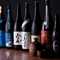 時代に応じて変遷を遂げる日本酒や焼酎など、こだわりが並ぶ