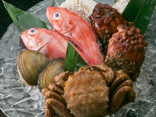 北の海で獲れる、新鮮で上質な「鮮魚」のことならおまかせ!