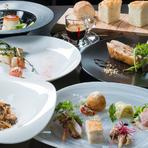 地元栃木県はもちろん、全国各地から海の幸、契約農家からの新鮮野菜などを仕入れています。特定の産地にこだわらず時期によって一番美味しい食材を決めています。地元に居ながら色々な県の素材が味わえます。