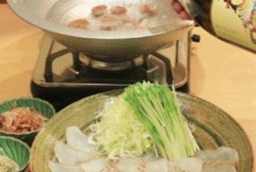 季節の《美酒鍋》