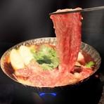 全国和牛能力共進会・花の7区(総合評価群)肉牛群で日本一に輝いた『鳥取和牛』をご堪能ください。
