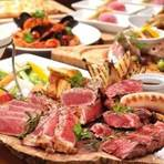 【肉盛りコース】ローストビーフ3H食飲放付&和牛サローイン