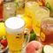 リーズナブルな飲み放題付きコースを多数ご用意。宴会におすすめ