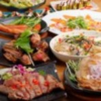 【肉盛りコース】3時間食べ飲み放題付 4000円/人 10品
