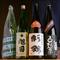 どんな温度でも美味しく飲める日本酒が揃う