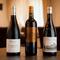 フランス産をメインに、豊富な銘柄と出合えるワイン