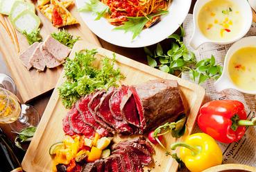 最大3時間!日本最多級の飲み放題&お料理付きコースが2500円~!