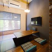 デートに、接待・会食に、宴会にと幅広く利用しやすい個室