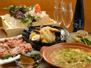 京都産の食材を丁寧を優しい味わいの京料理でご提供します