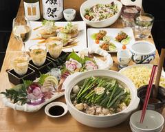 色んなお料理を楽しみたい方の為の食事コース。 国産牛モツ鍋の追加や,別途飲み放題を付ける事も出来ます♪