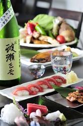 【堂間】の美味しさを凝縮した季節折々のお料理を、親しみやすいかたちで