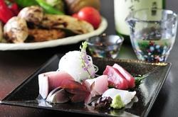 刺身、焼き物などクエを様々な調理方法で味わえる究極の贅沢コース