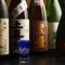料理の美味しさを高める、通をもうなづかせる日本酒が勢ぞろい