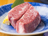 食べ応え満点、黒毛和牛の『厚切りハラミ』