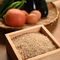 自然の恵みを生かした無施肥無農薬栽培の農作物を積極的に使用
