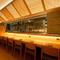高級食材を用いた逸品料理とおいしい日本酒で大人のデートを