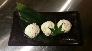 日本酒と共に楽しみたい、濃厚な味わい『いぶりがっこチーズ』