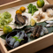 北海道直送×築地仕入れの鮮魚が集う。料理のリクエストもOK