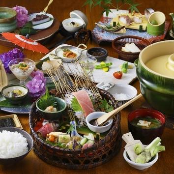 米ざんまいコース【祇園】