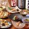 純和食を堪能。鮮魚や野菜など旬の食材で楽しむ四季折々の味わい