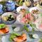 季節の鮮魚を味わう『会席コース』