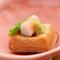 胡麻豆腐を焼くことで溶け出す美味しさも堪能『焼き胡麻豆腐』