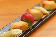 チーズと味噌の相性の良さが分かる『クリームチーズの西京焼き』