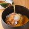 熱々の和出汁と鮮度抜群の鯛の旨みが重なる『鯛茶漬け』