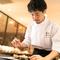 フランス料理の巨匠に従事した古澤シェフのフレンチ割烹