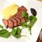 旨みに優れた『オーストラリア産 味わい葡萄牛のグリル』
