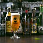 世界のクラフトビールを豊富にラインナップ