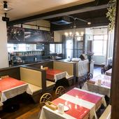家族団らんの時をゆったり楽しむ、姫路風フレンチ&洋食店