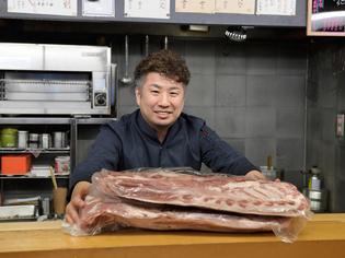 瀬戸内海の魚介類、九州産黒毛和牛などゆかりのある産地の食材