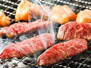 肉のプロが選りすぐる、A4ランク以上の黒毛和牛