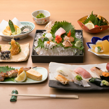 寿司コース 貴